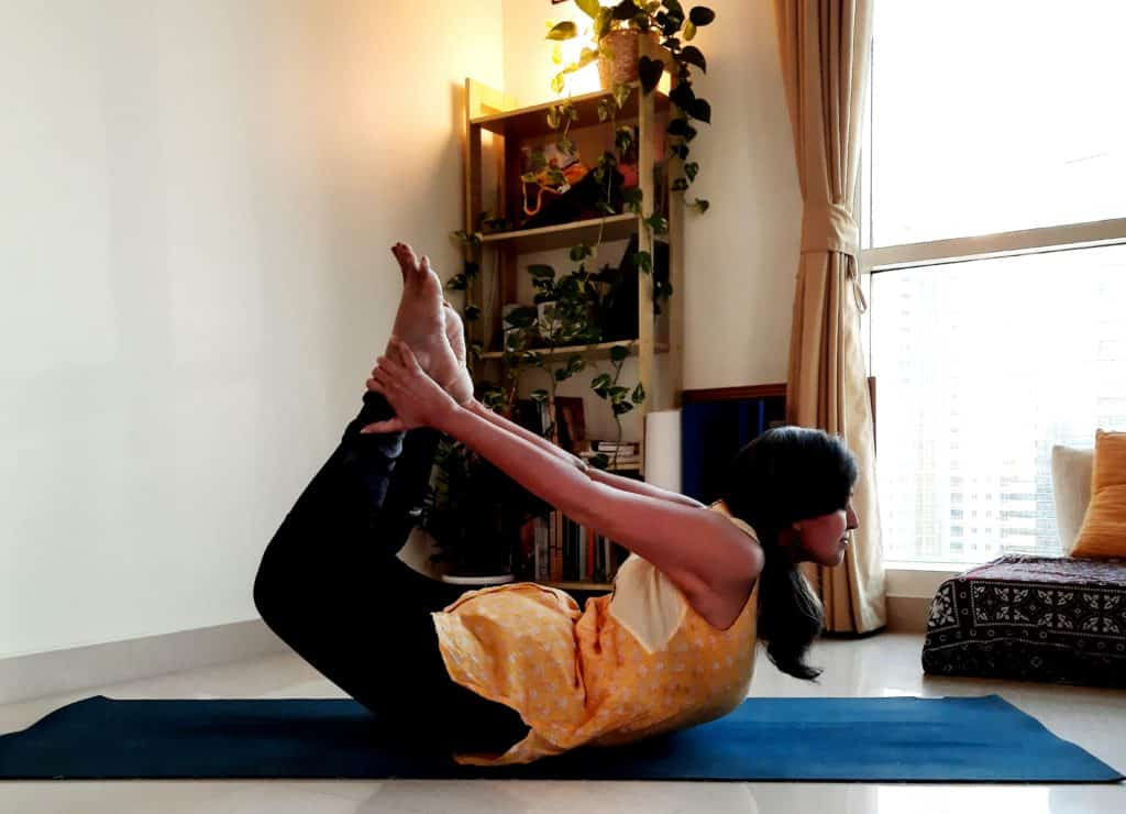 Spinal Health: Yoga For Healthy Thyroid