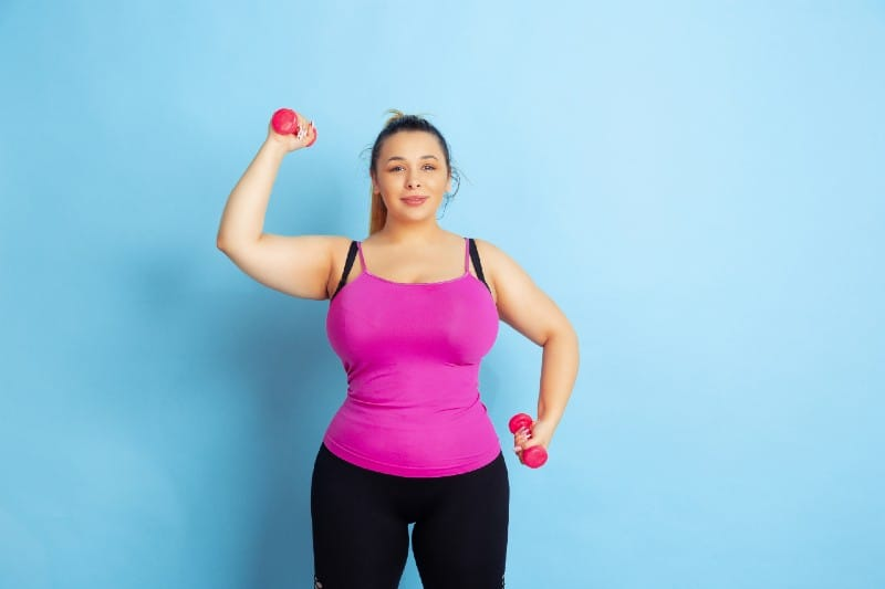 Look beyond weight loss to stay fit